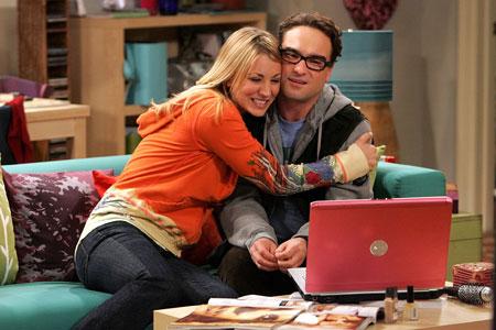 "The Big Bang Theory et la ""Crystal Energy"""